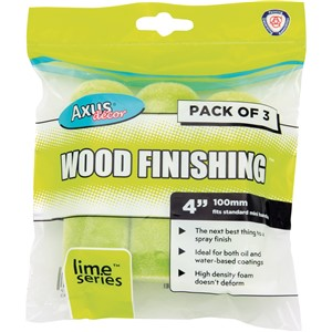 AXUS DECOR WOOD FINISHING LIME SERIES PACK OF 3