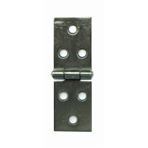 BACKFLAP HINGES STEEL 25X75MM 0400-25-08