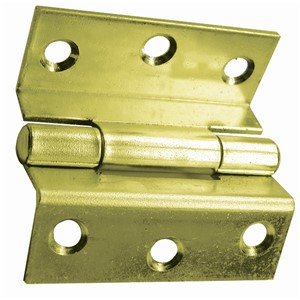 CASEMENT HINGES ELECTED BRASS 65MM 1951-19