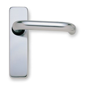 19MM RETURN TO DOOR LEVER ON LATCH BACKPLATE SAA 40X170MM
