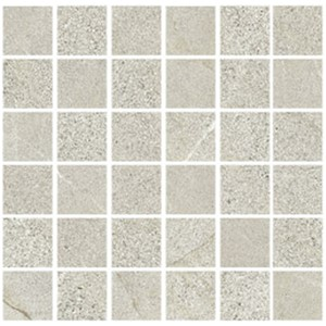 NB18316 DOLOMITI CALCITE MIX MOSAIC STRUCTURED/POLISHED 300X300(50X50)