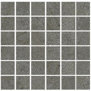 NB18319 DOLOMITI BASALTO MIX MOSAIC STRUCTURED/POLISHED 300X300(50X50)