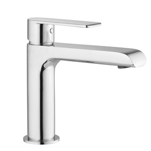 BLEND SINGLE LEVER BASIN MIXER WITH POP UP WASTE